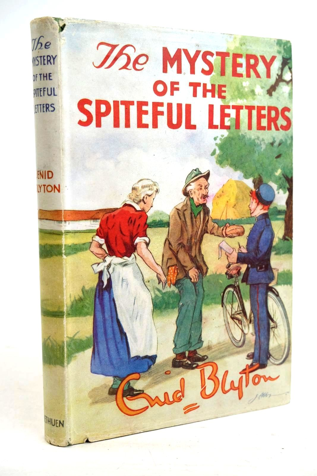 Photo of THE MYSTERY OF THE SPITEFUL LETTERS- Stock Number: 1320313