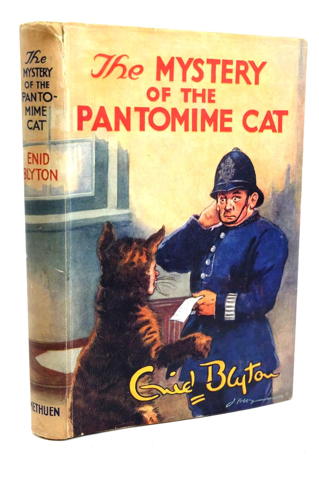 Photo of THE MYSTERY OF THE PANTOMIME CAT- Stock Number: 1320314