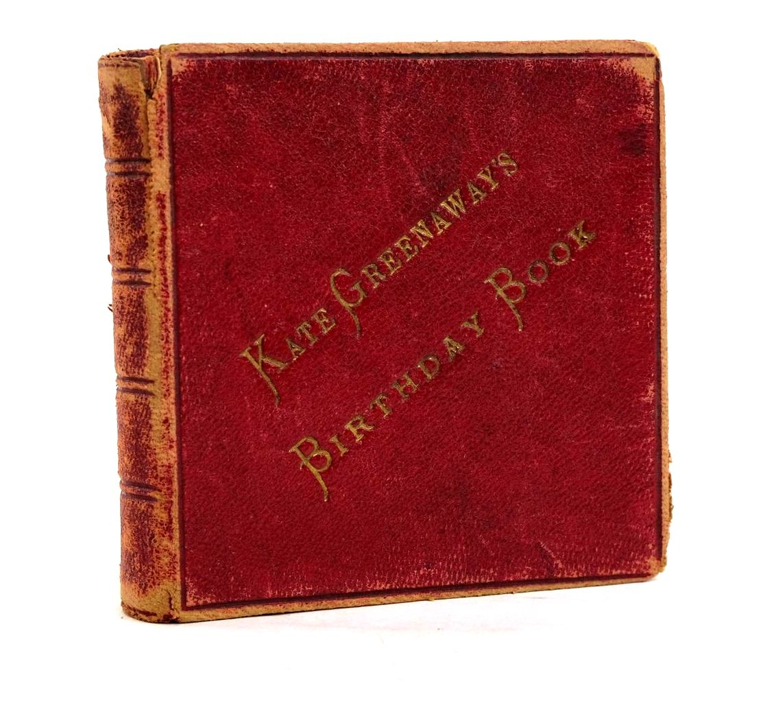 Photo of KATE GREENAWAY'S BIRTHDAY BOOK FOR CHILDREN written by Barker, Mrs. Sale illustrated by Greenaway, Kate published by George Routledge & Sons (STOCK CODE: 1320333)  for sale by Stella & Rose's Books