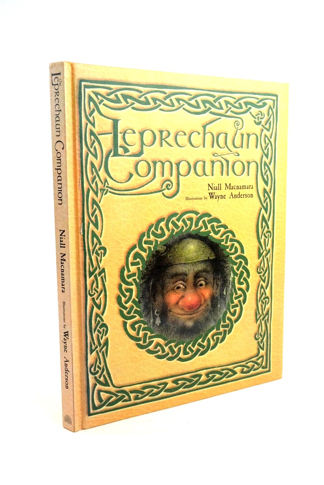 Photo of THE LEPRECHAUN COMPANION written by Macnamara, Niall illustrated by Anderson, Wayne published by Pavilion Books Limited (STOCK CODE: 1320337)  for sale by Stella & Rose's Books