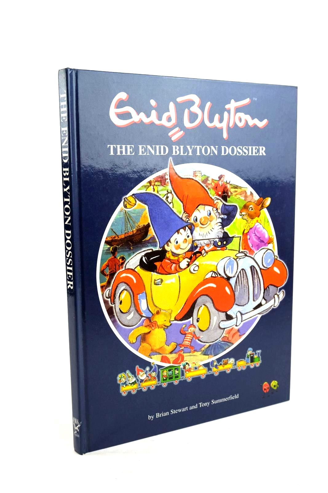 Photo of THE ENID BLYTON DOSSIER- Stock Number: 1320338
