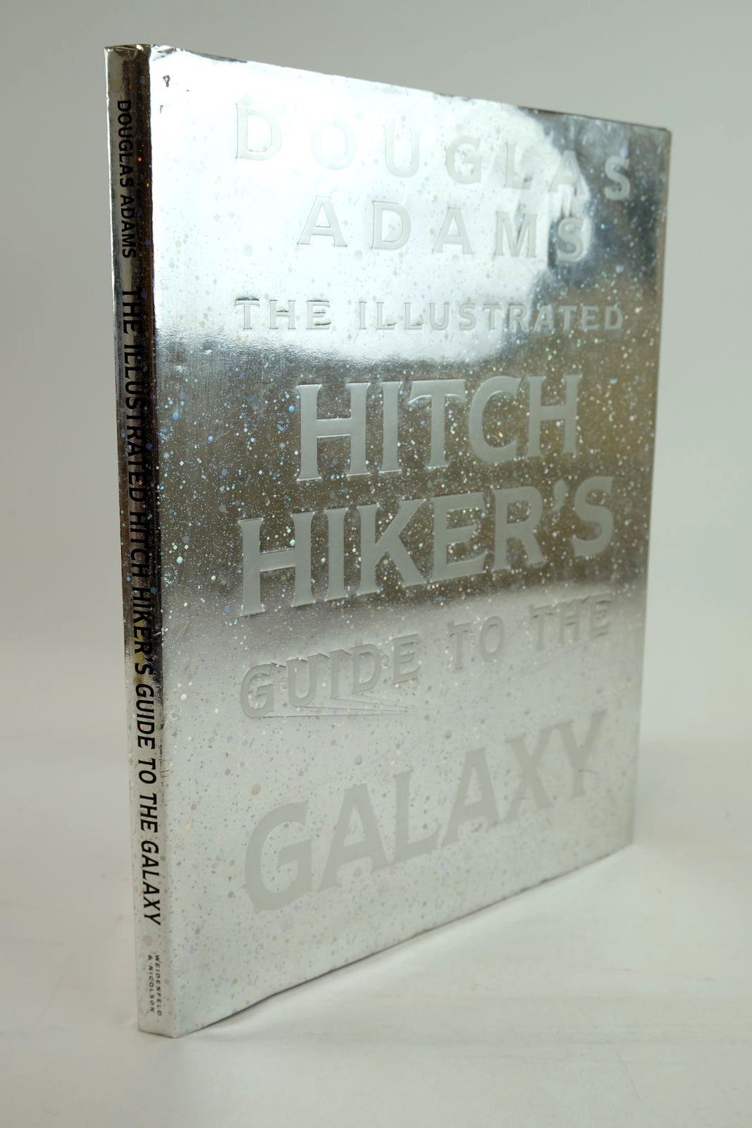 Photo of THE ILLUSTRATED HITCH HIKER'S GUIDE TO THE GALAXY- Stock Number: 1320339