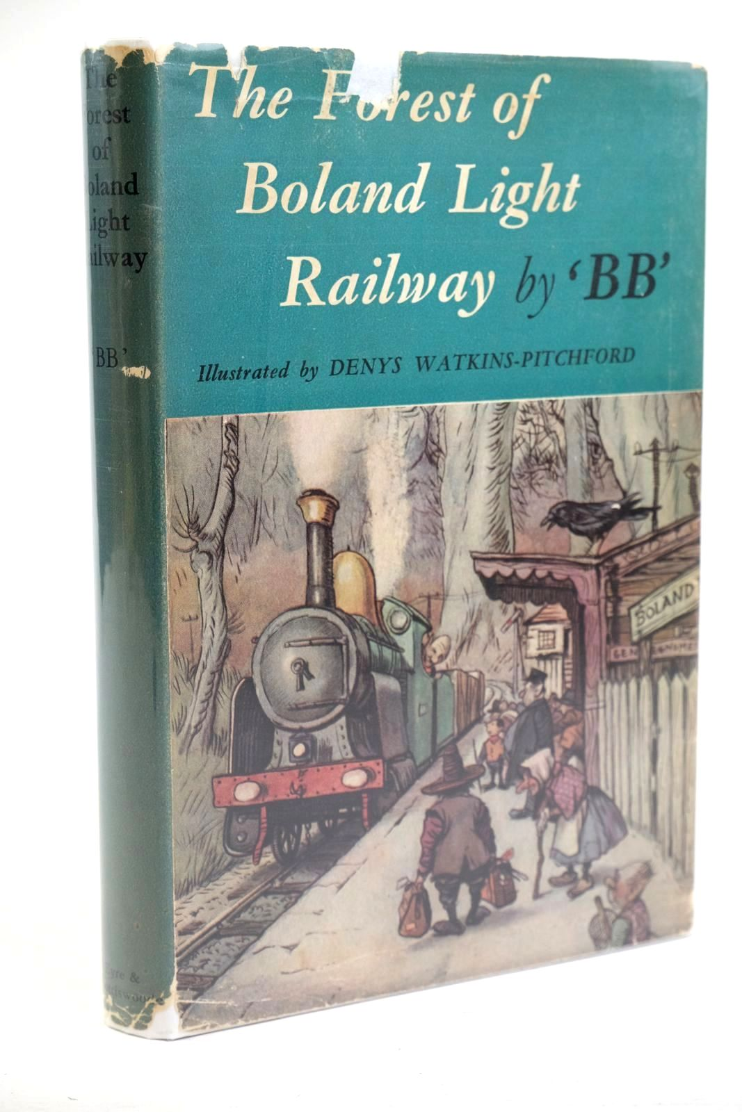 Photo of THE FOREST OF BOLAND LIGHT RAILWAY- Stock Number: 1320341