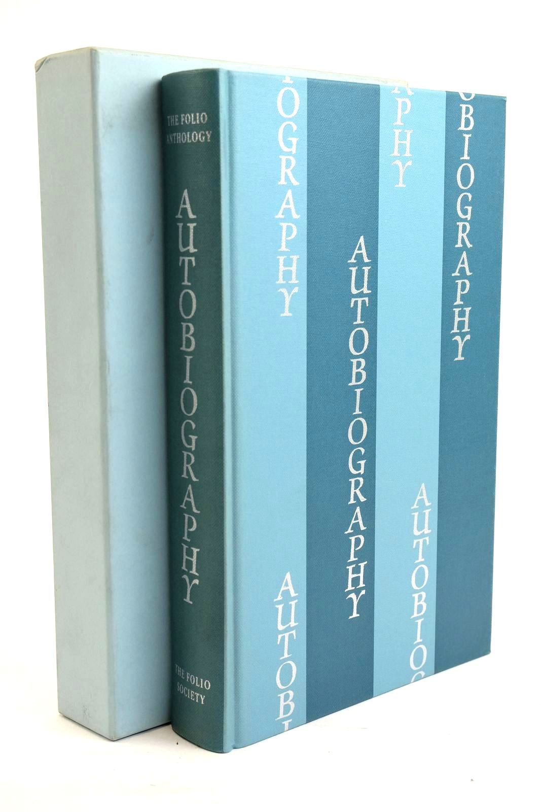 Photo of THE FOLIO ANTHOLOGY OF AUTOBIOGRAPHY written by Thirlwell, Angela published by Folio Society (STOCK CODE: 1320344)  for sale by Stella & Rose's Books