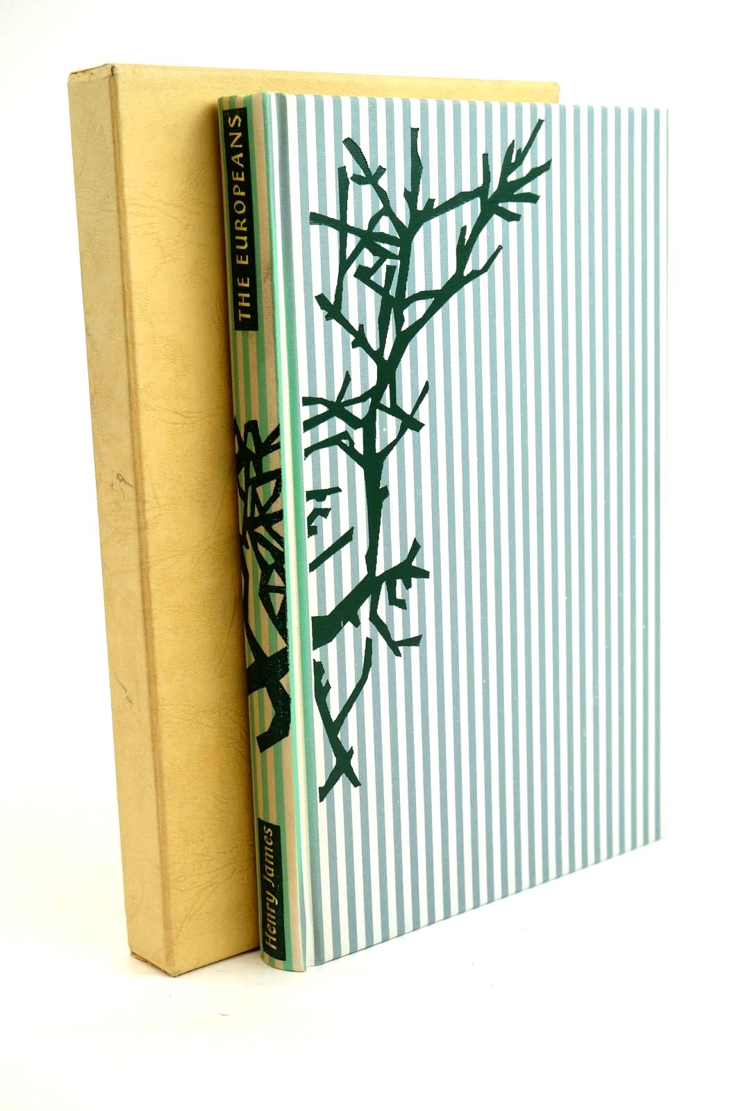 Photo of THE EUROPEANS written by James, Henry Phelps, Gilbert illustrated by Jacques, Robin published by Folio Society (STOCK CODE: 1320350)  for sale by Stella & Rose's Books