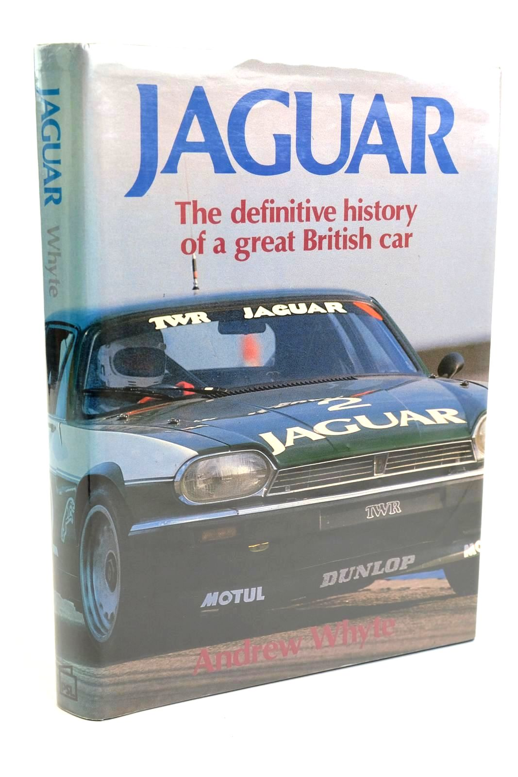 Photo of JAGUAR THE HISTORY OF A GREAT BRITISH CAR- Stock Number: 1320359