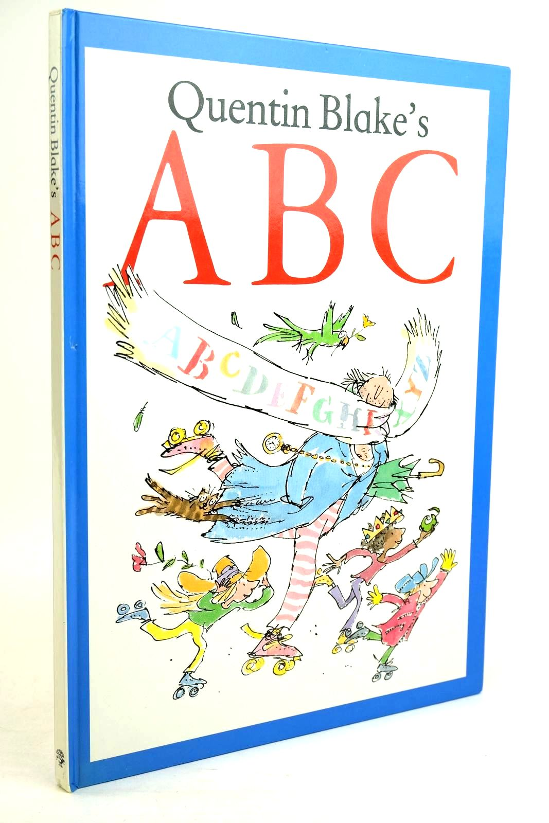 Photo of QUENTIN BLAKE'S ABC written by Blake, Quentin illustrated by Blake, Quentin published by Jonathan Cape (STOCK CODE: 1320361)  for sale by Stella & Rose's Books
