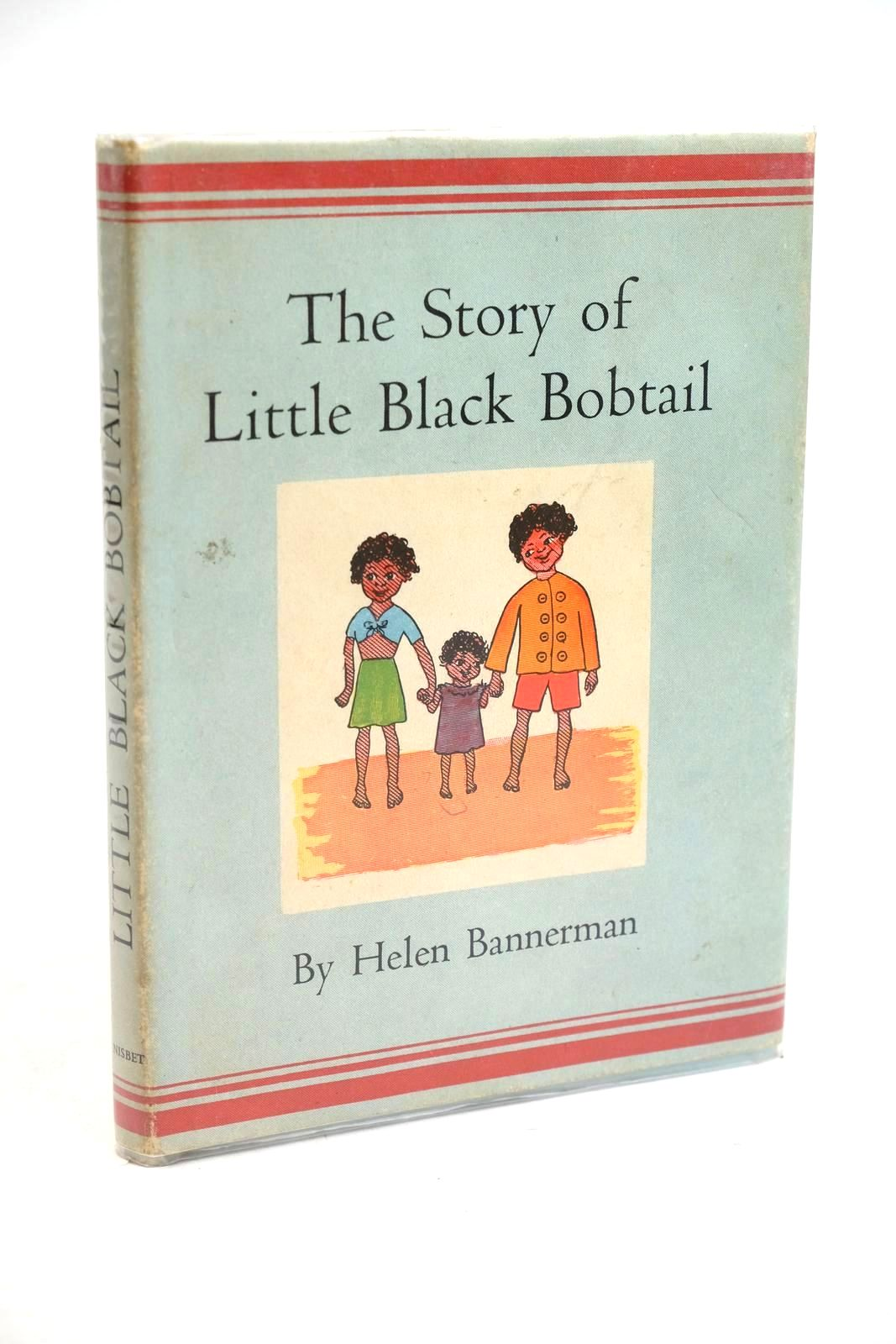 Photo of THE STORY OF LITTLE BLACK BOBTAIL written by Bannerman, Helen illustrated by Bannerman, Helen published by Nisbet & Co. Ltd. (STOCK CODE: 1320375)  for sale by Stella & Rose's Books