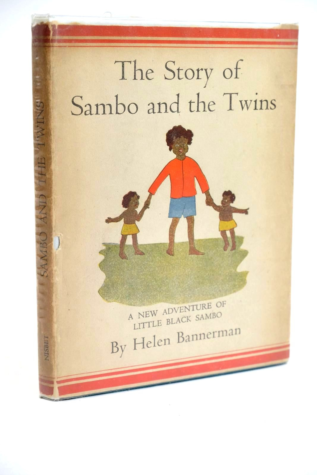 Photo of THE STORY OF SAMBO AND THE TWINS written by Bannerman, Helen illustrated by Bannerman, Helen published by Nisbet & Co. Ltd. (STOCK CODE: 1320376)  for sale by Stella & Rose's Books