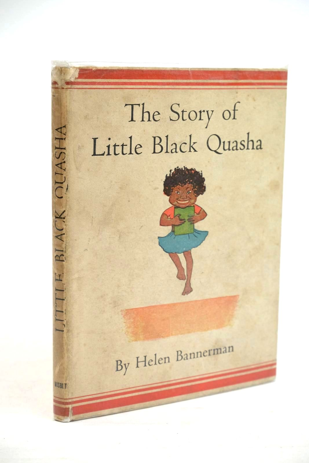 Photo of THE STORY OF LITTLE BLACK QUASHA written by Bannerman, Helen illustrated by Bannerman, Helen published by Nisbet & Co. Ltd. (STOCK CODE: 1320377)  for sale by Stella & Rose's Books