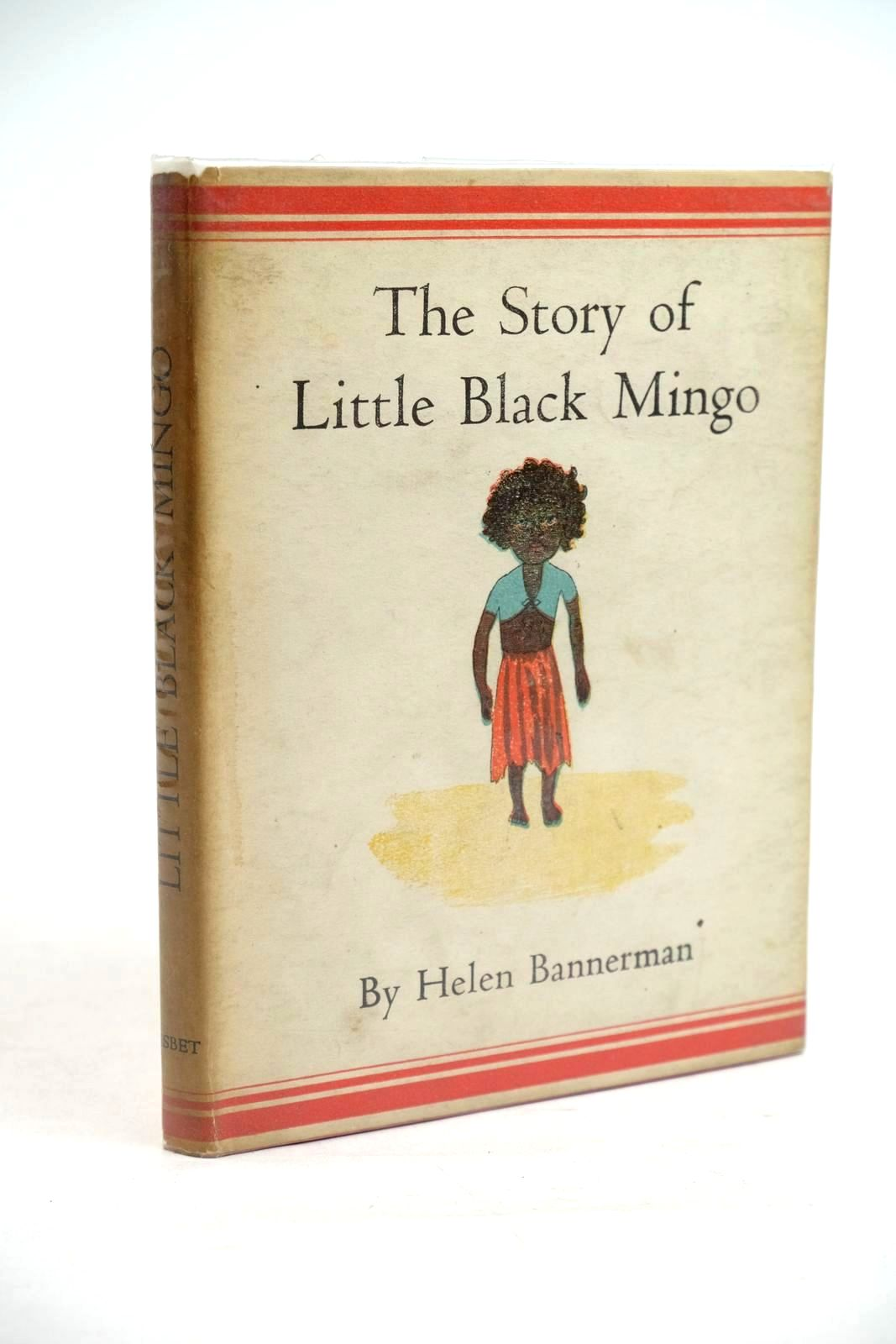 Photo of THE STORY OF LITTLE BLACK MINGO written by Bannerman, Helen illustrated by Bannerman, Helen published by Nisbet & Co. Ltd. (STOCK CODE: 1320378)  for sale by Stella & Rose's Books