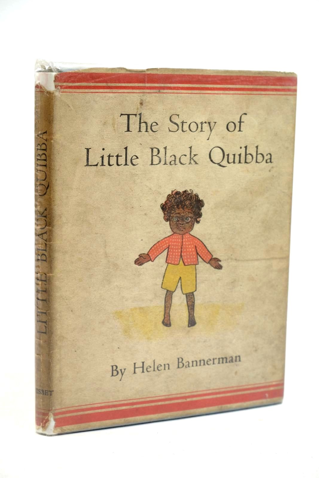 Photo of THE STORY OF LITTLE BLACK QUIBBA written by Bannerman, Helen illustrated by Bannerman, Helen published by Nisbet & Co. Ltd. (STOCK CODE: 1320379)  for sale by Stella & Rose's Books