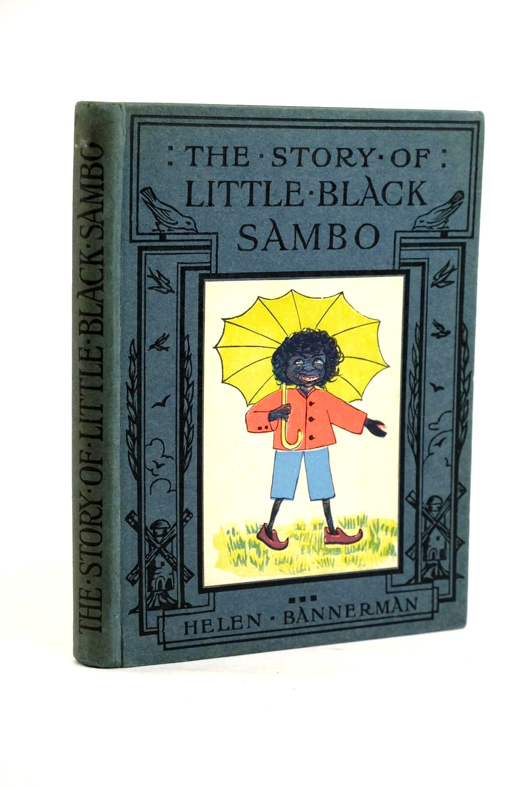 Photo of THE STORY OF LITTLE BLACK SAMBO written by Bannerman, Helen illustrated by Bannerman, Helen published by Chatto & Windus (STOCK CODE: 1320380)  for sale by Stella & Rose's Books