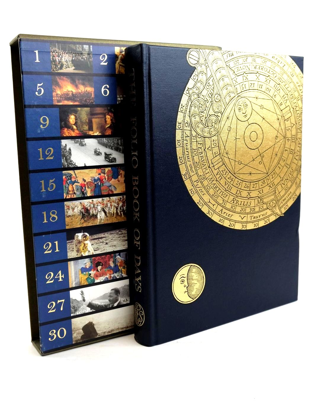 Photo of THE FOLIO BOOK OF DAYS- Stock Number: 1320386