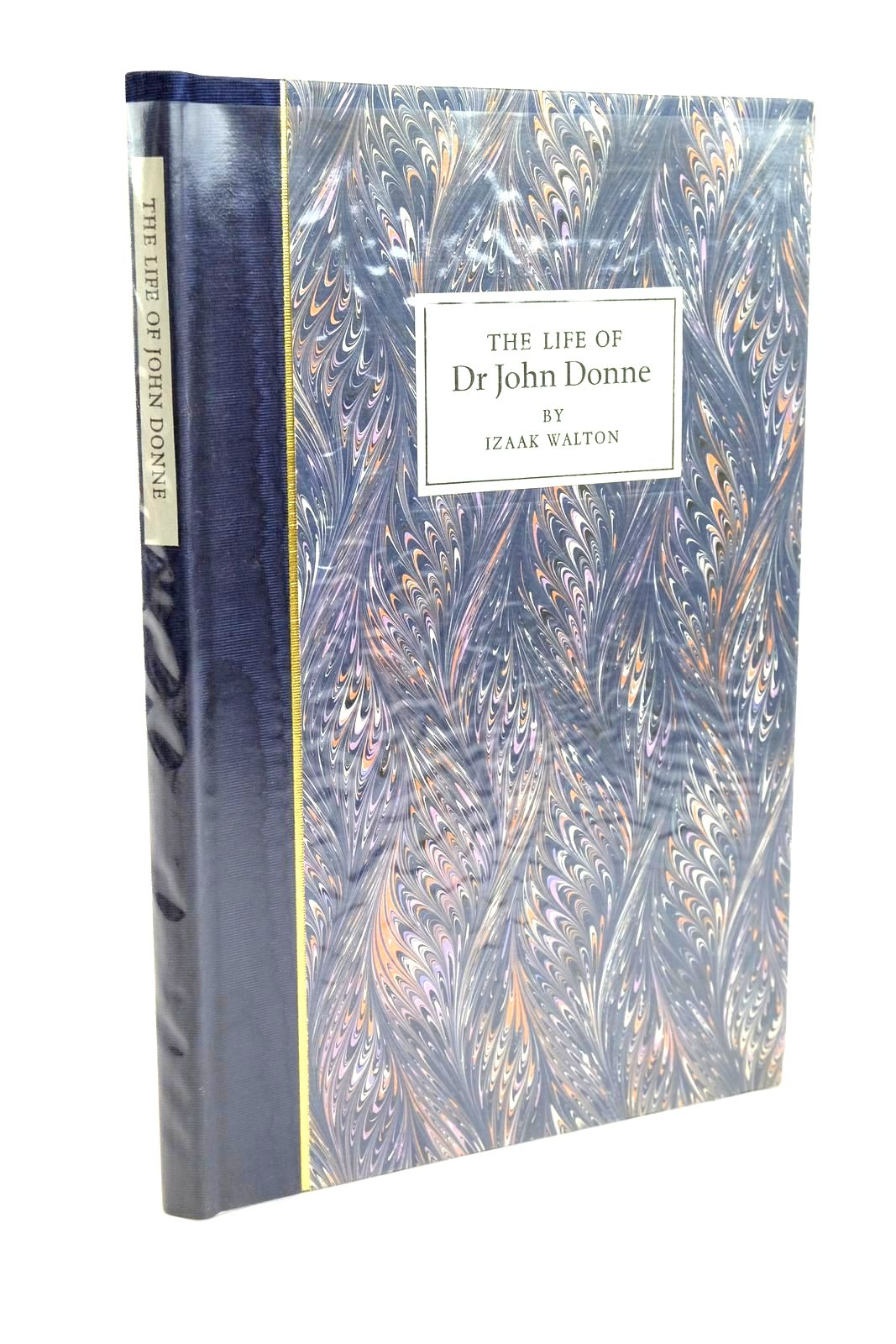 Photo of THE LIFE OF DR JOHN DONNE written by Walton, Izaak Ward, Colin published by Folio Society (STOCK CODE: 1320398)  for sale by Stella & Rose's Books