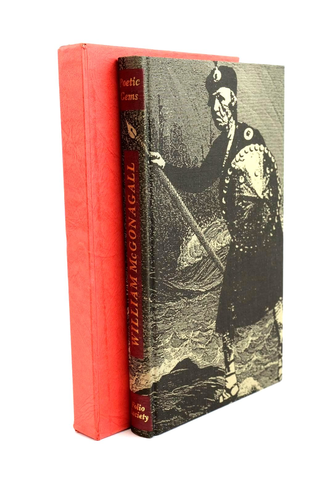 Photo of POETIC GEMS written by McGonagall, William illustrated by Foreman, Michael published by Folio Society (STOCK CODE: 1320399)  for sale by Stella & Rose's Books