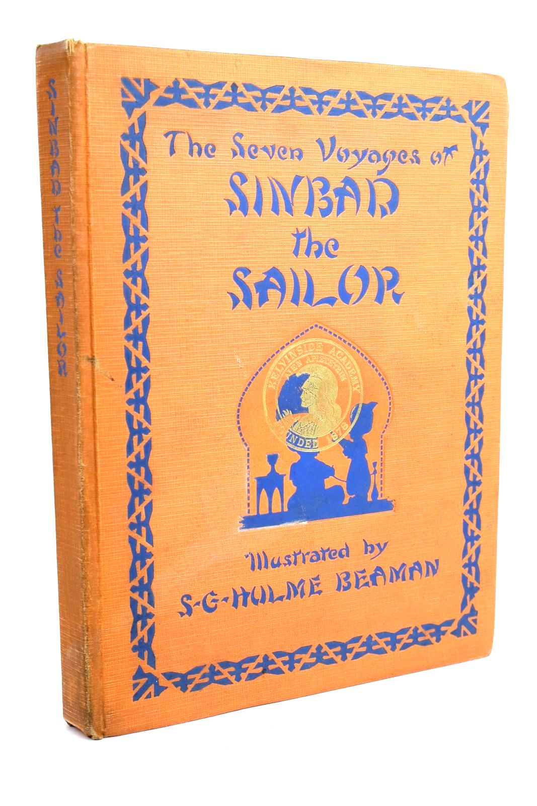 Photo of THE SEVEN VOYAGES OF SINBAD THE SAILOR- Stock Number: 1320427