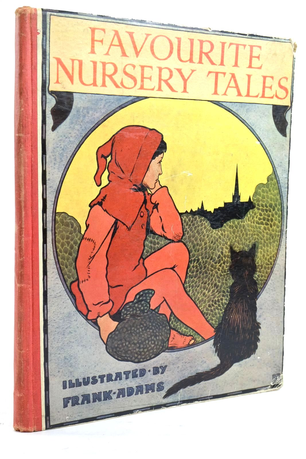 Photo of FAVOURITE NURSERY TALES illustrated by Adams, Frank published by Blackie & Son Ltd. (STOCK CODE: 1320429)  for sale by Stella & Rose's Books