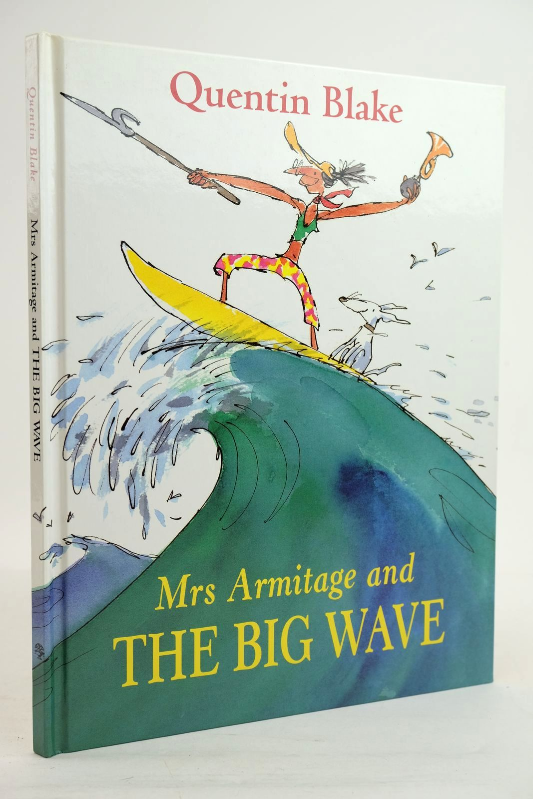 Photo of MRS ARMITAGE AND THE BIG WAVE- Stock Number: 1320430