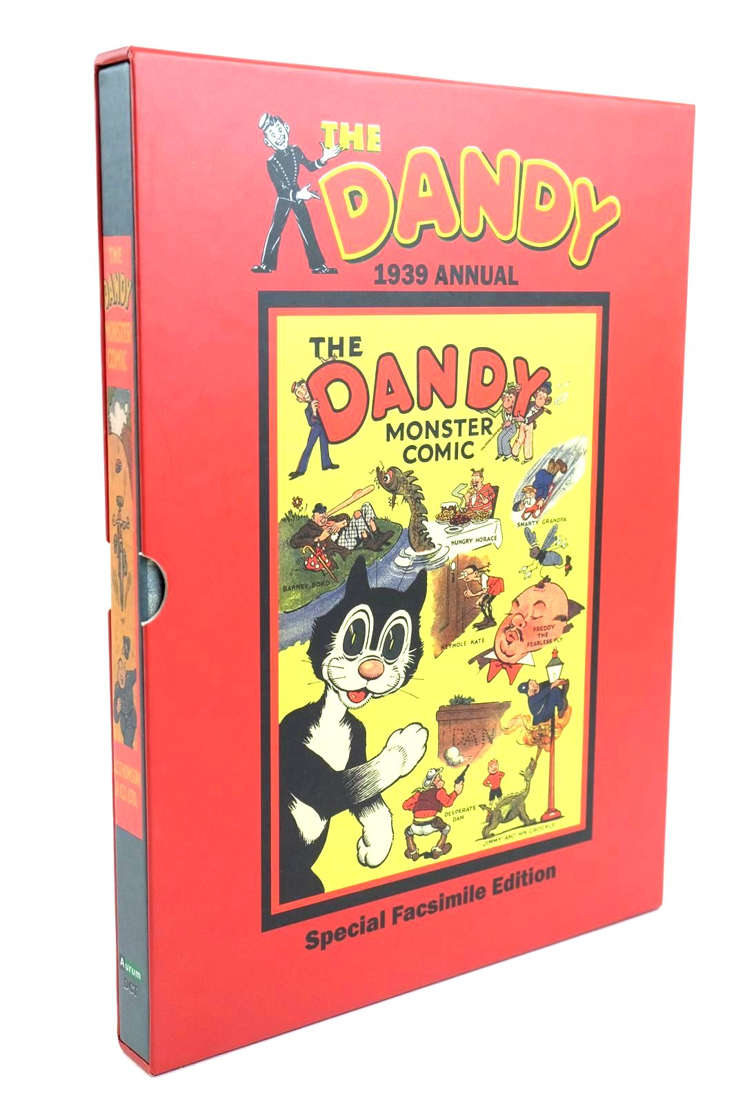 Photo of THE DANDY MONSTER COMIC 1939 (FACSIMILE) published by D.C. Thomson & Co Ltd. (STOCK CODE: 1320434)  for sale by Stella & Rose's Books