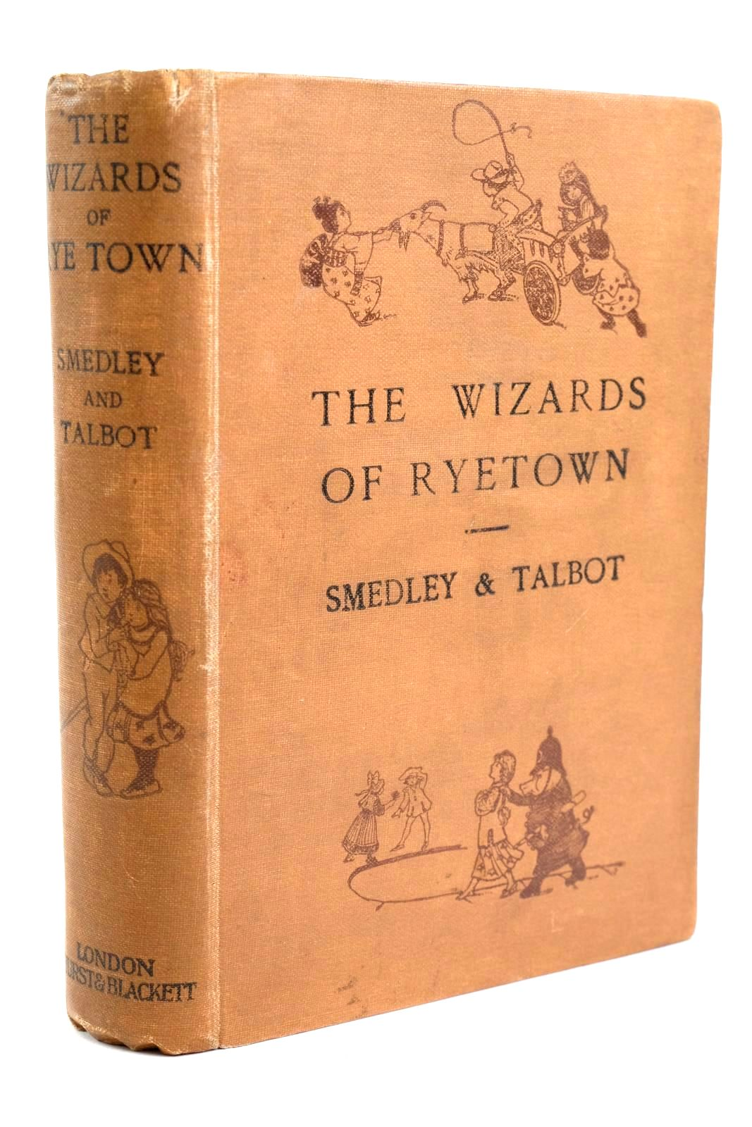 Photo of THE WIZARDS OF RYETOWN- Stock Number: 1320435