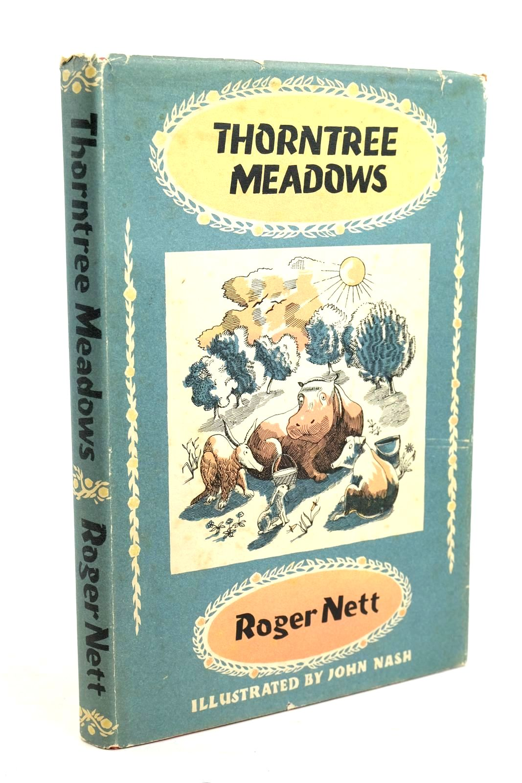 Photo of THORNTREE MEADOWS written by Nett, Roger illustrated by Nash, John published by Thomas Nelson and Sons Ltd. (STOCK CODE: 1320445)  for sale by Stella & Rose's Books