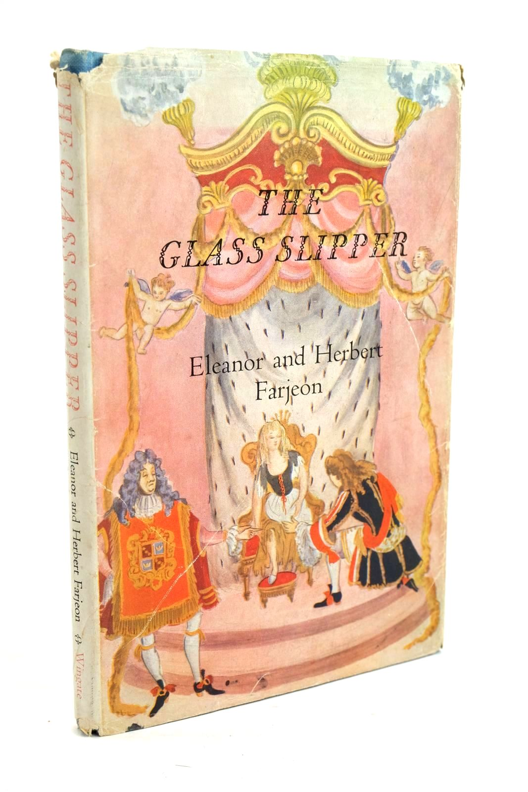 Photo of THE GLASS SLIPPER- Stock Number: 1320448