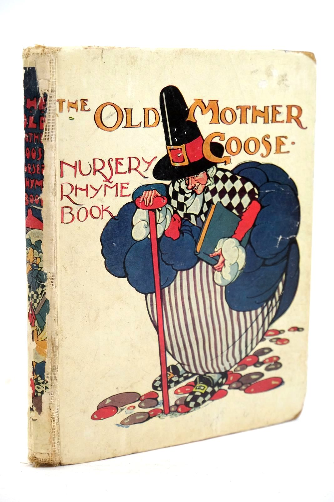 Photo of THE OLD MOTHER GOOSE NURSERY RHYME BOOK- Stock Number: 1320450