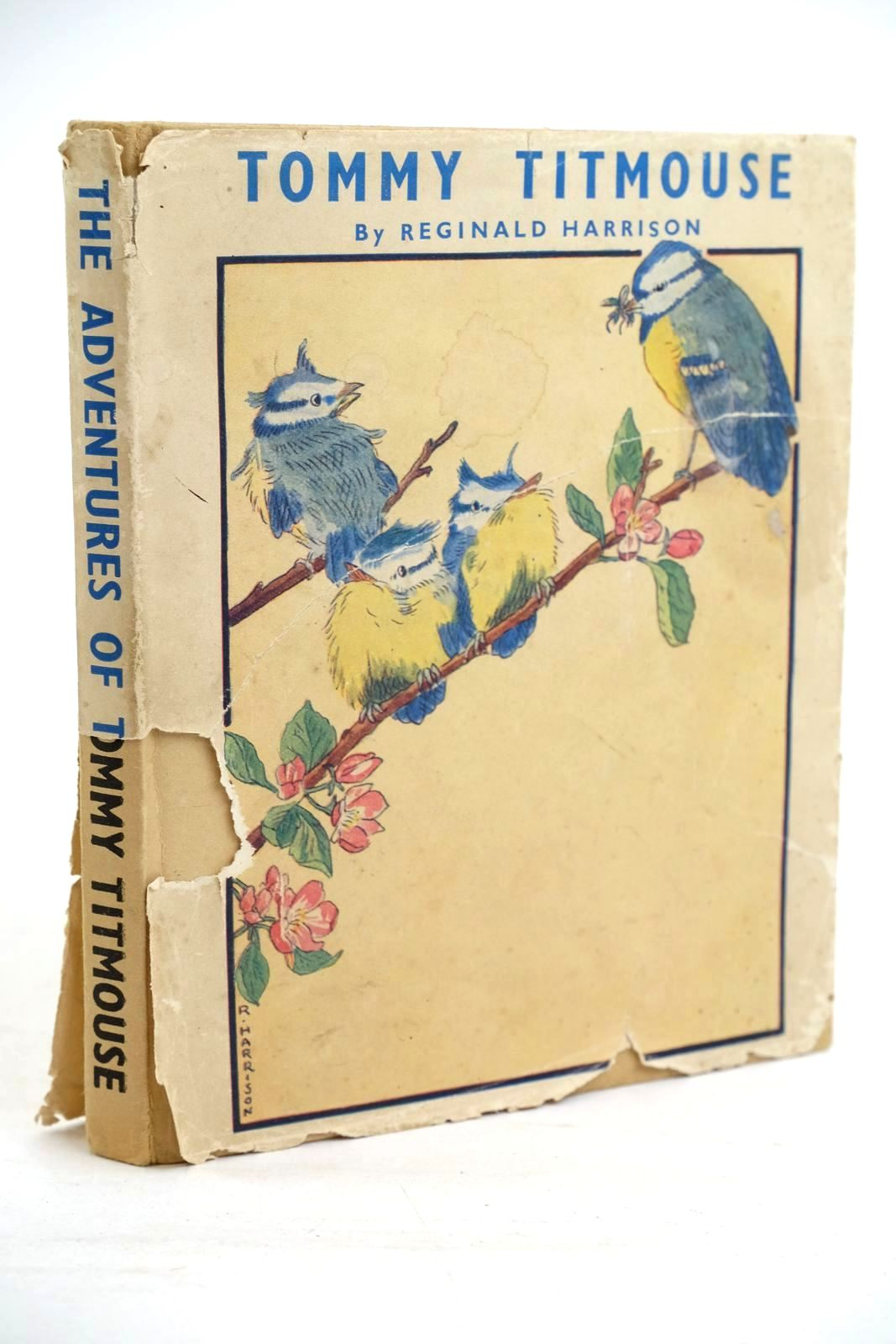 Photo of THE ADVENTURES OF TOMMY TITMOUSE written by Harrison, Reginald illustrated by Harrison, Reginald published by A. & C. Black Ltd. (STOCK CODE: 1320452)  for sale by Stella & Rose's Books