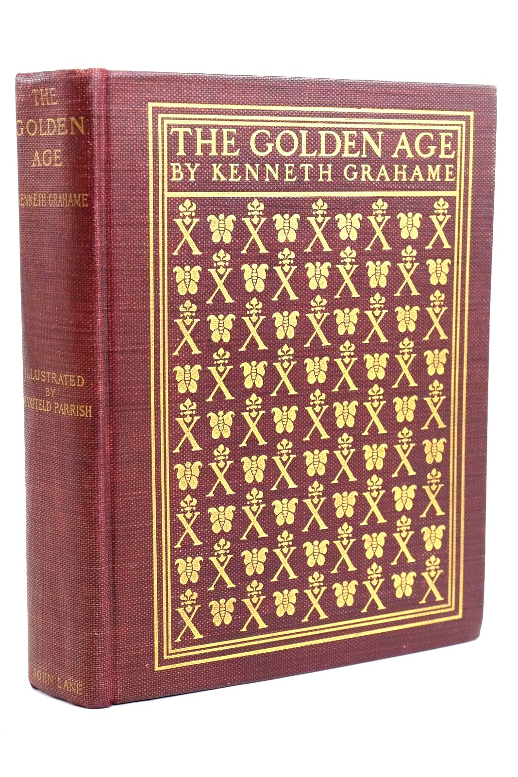 Photo of THE GOLDEN AGE written by Grahame, Kenneth illustrated by Parrish, Maxfield published by John Lane, The Bodley Head (STOCK CODE: 1320460)  for sale by Stella & Rose's Books