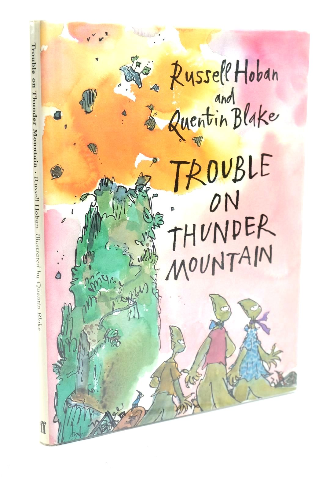 Photo of TROUBLE ON THUNDER MOUNTAIN- Stock Number: 1320462