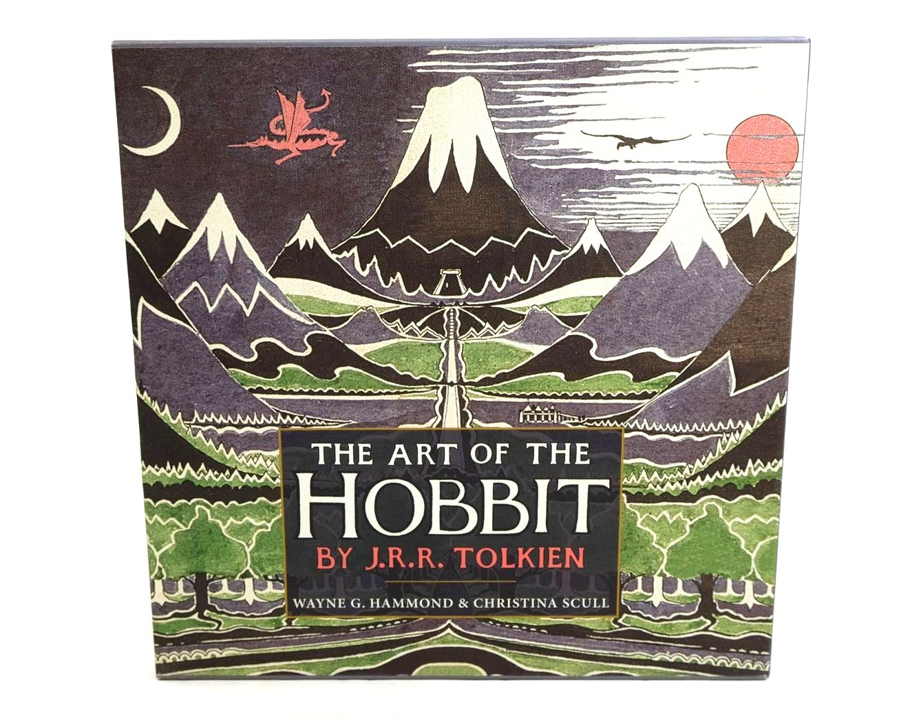 Photo of THE ART OF THE HOBBIT- Stock Number: 1320464