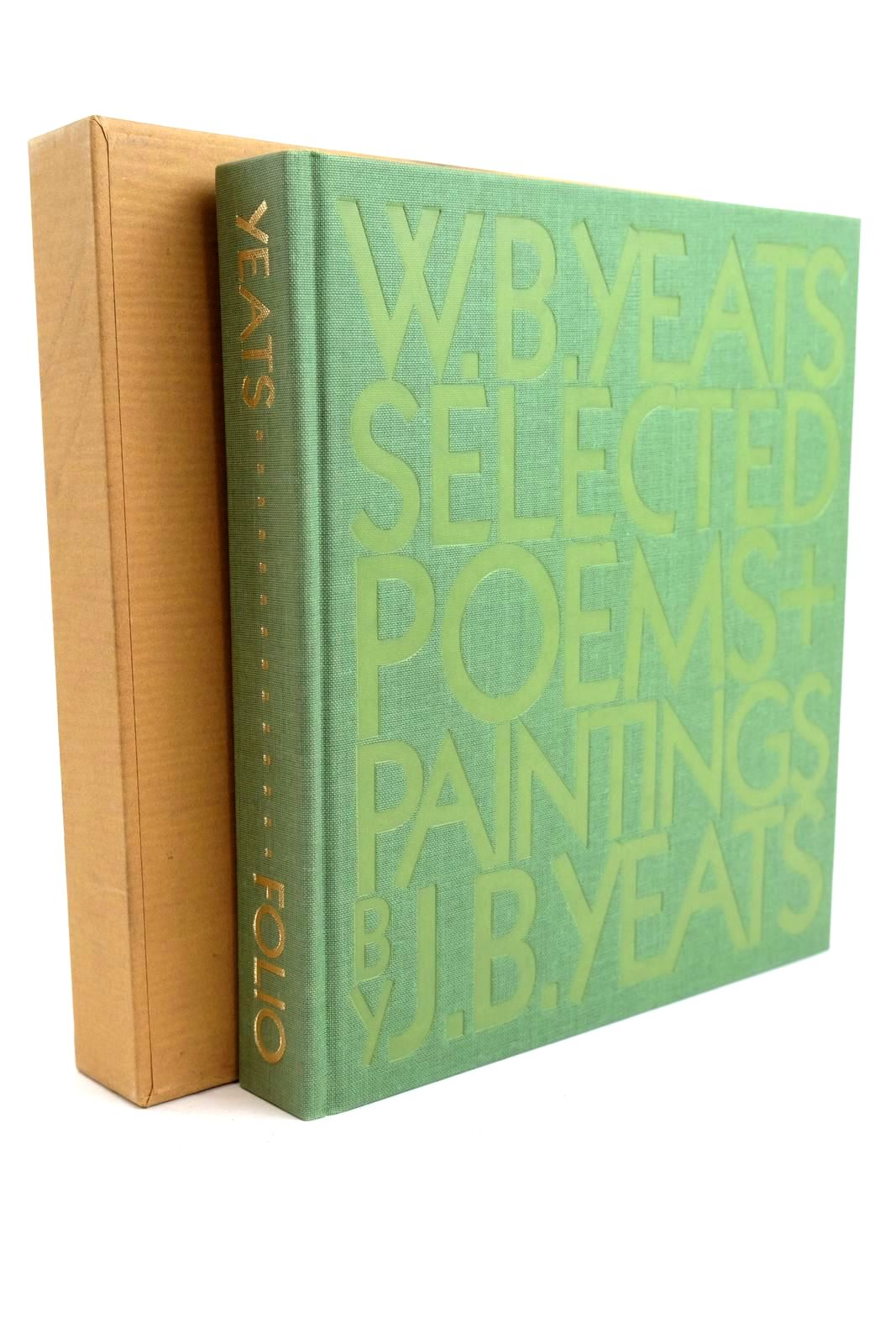 Photo of SELECTED POEMS written by Yeats, W.B. illustrated by Yeats, Jack B. published by Folio Society (STOCK CODE: 1320469)  for sale by Stella & Rose's Books