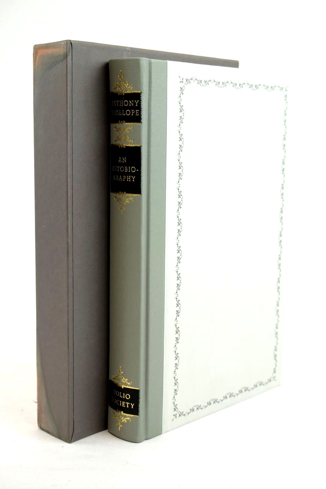 Photo of AN AUTOBIOGRAPHY written by Trollope, Anthony Sutherland, John published by Folio Society (STOCK CODE: 1320470)  for sale by Stella & Rose's Books