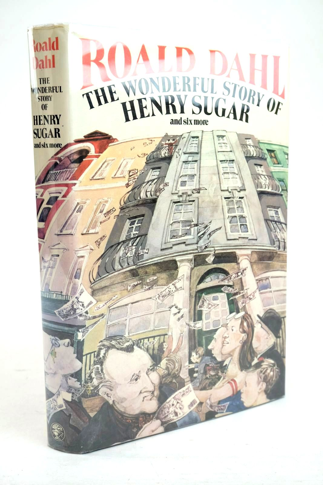 Photo of THE WONDERFUL STORY OF HENRY SUGAR AND SIX MORE written by Dahl, Roald published by Jonathan Cape (STOCK CODE: 1320485)  for sale by Stella & Rose's Books