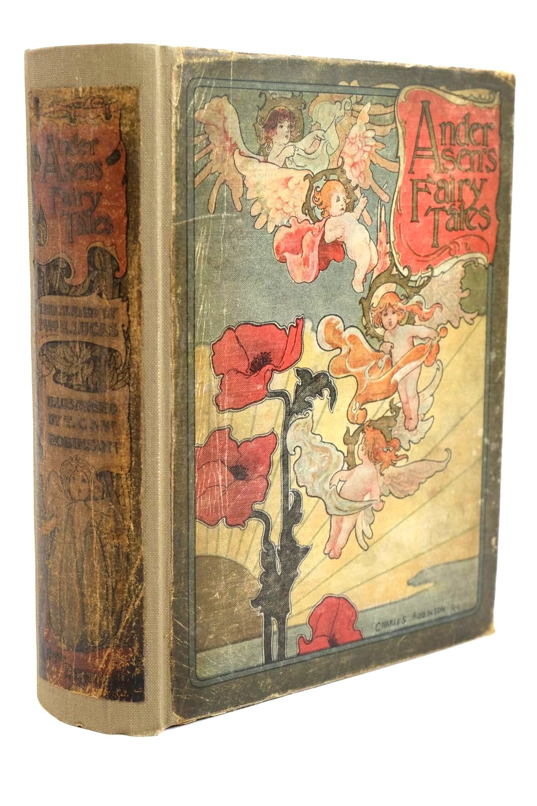 Photo of ANDERSEN'S FAIRY TALES- Stock Number: 1320487