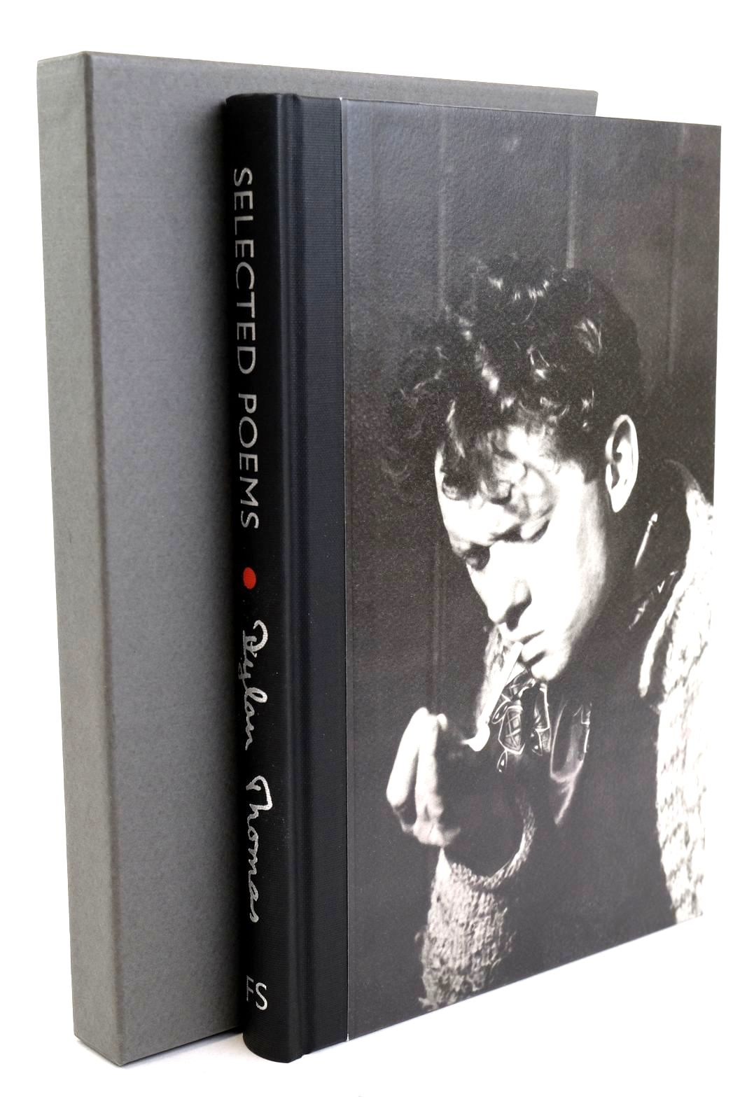 Photo of SELECTED POEMS written by Thomas, Dylan Sheers, Owen published by Folio Society (STOCK CODE: 1320508)  for sale by Stella & Rose's Books