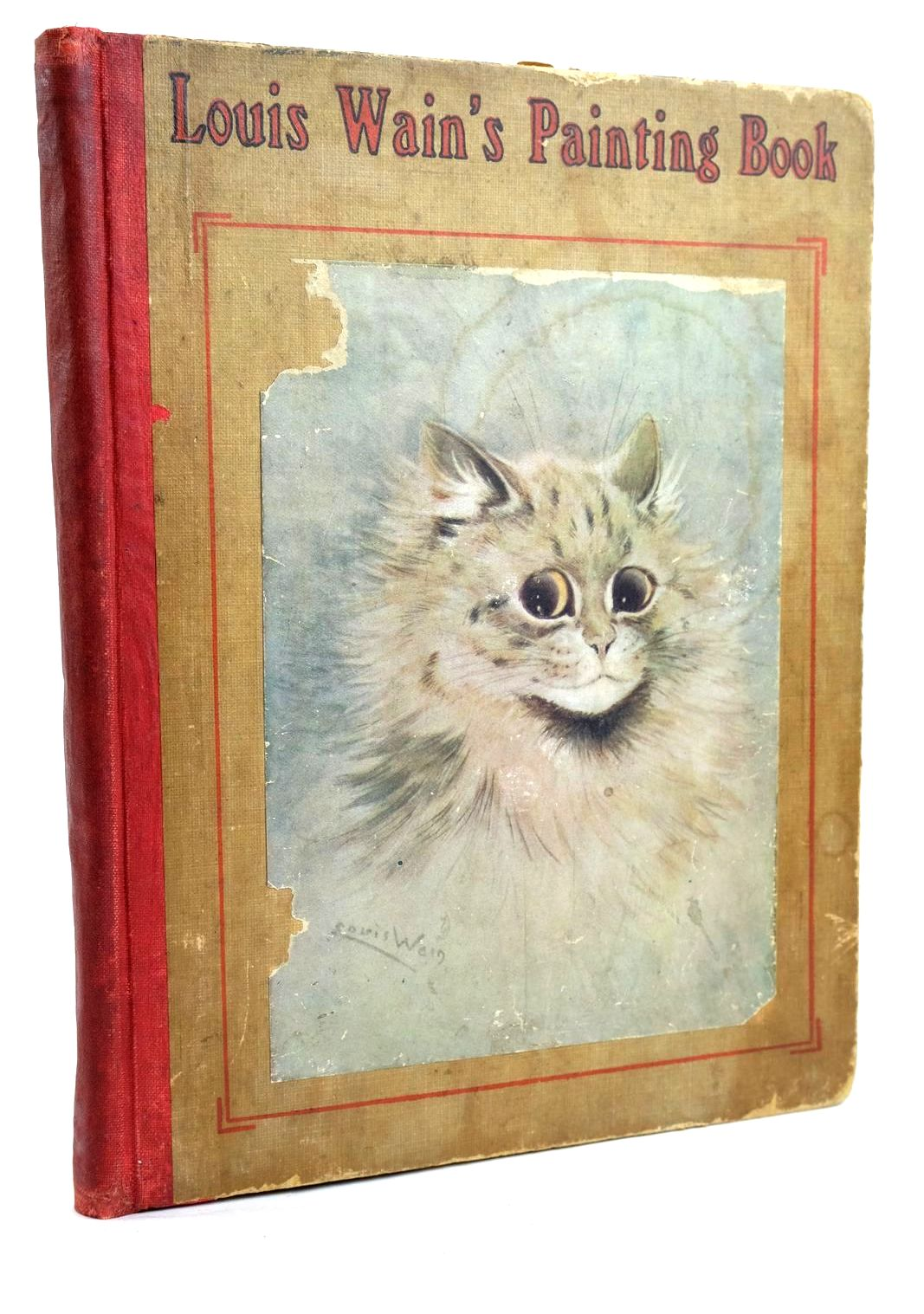 Photo of LOUIS WAIN'S PAINTING BOOK- Stock Number: 1320521