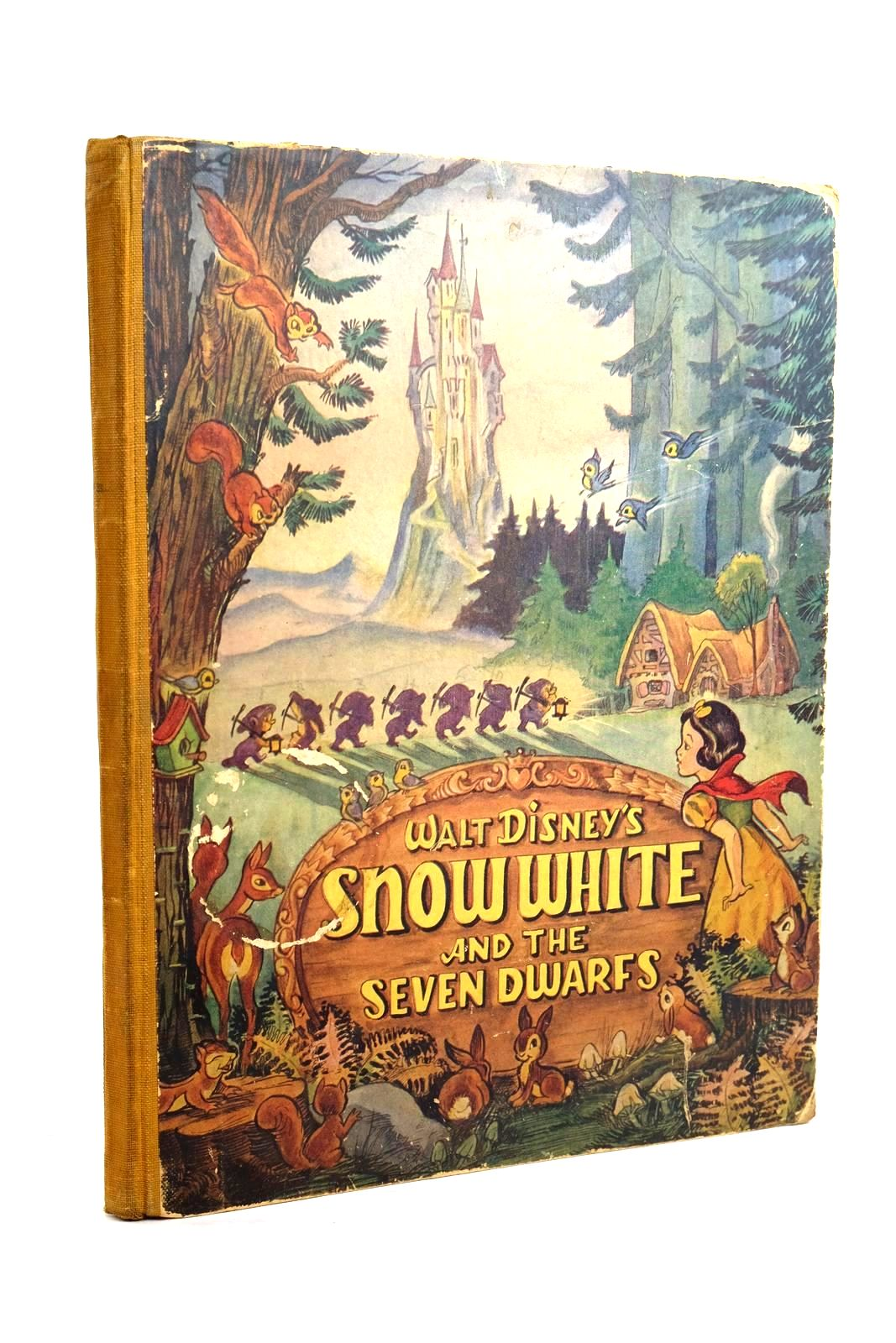 Photo of WALT DISNEY'S SNOW WHITE AND THE SEVEN DWARFS- Stock Number: 1320525