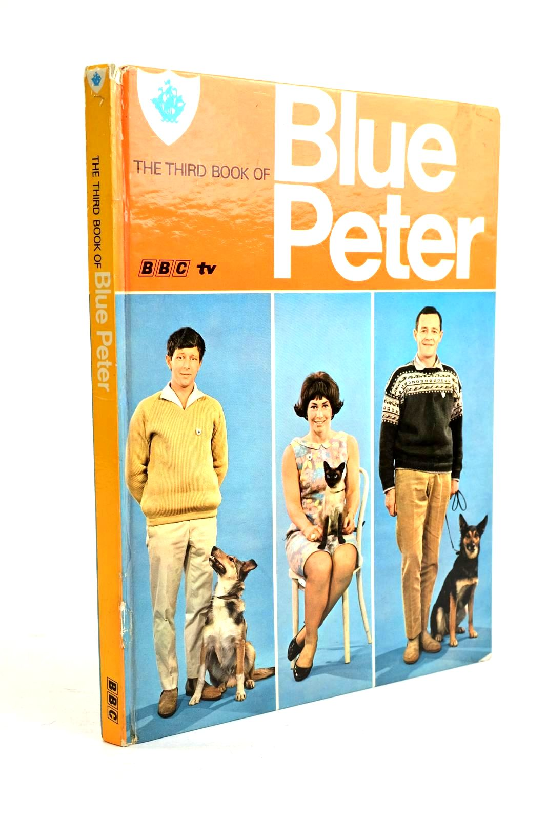 Photo of BLUE PETER ANNUAL NO. 3 - THIRD BOOK- Stock Number: 1320526