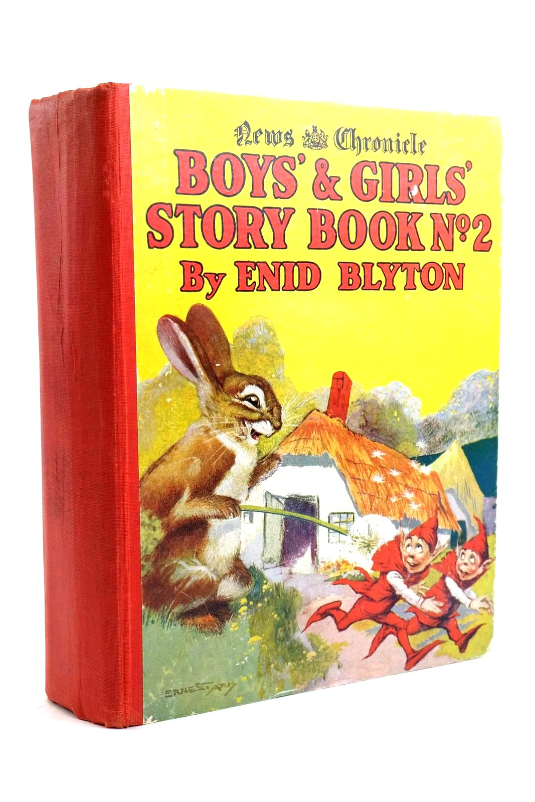 Photo of BOYS' AND GIRLS' STORY BOOK NO. 2- Stock Number: 1320527