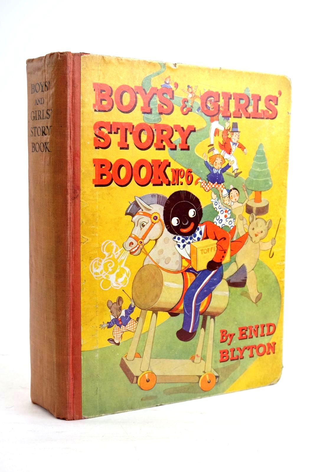 Photo of BOYS' AND GIRLS' STORY BOOK No. 6- Stock Number: 1320528