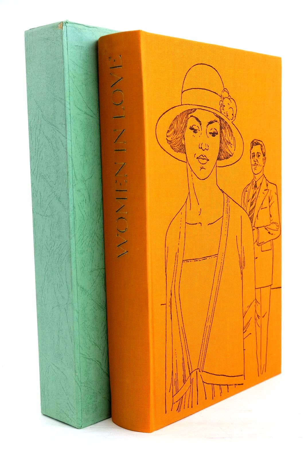 Photo of WOMEN IN LOVE written by Lawrence, D.H. illustrated by Raymond, Charles published by Folio Society (STOCK CODE: 1320537)  for sale by Stella & Rose's Books