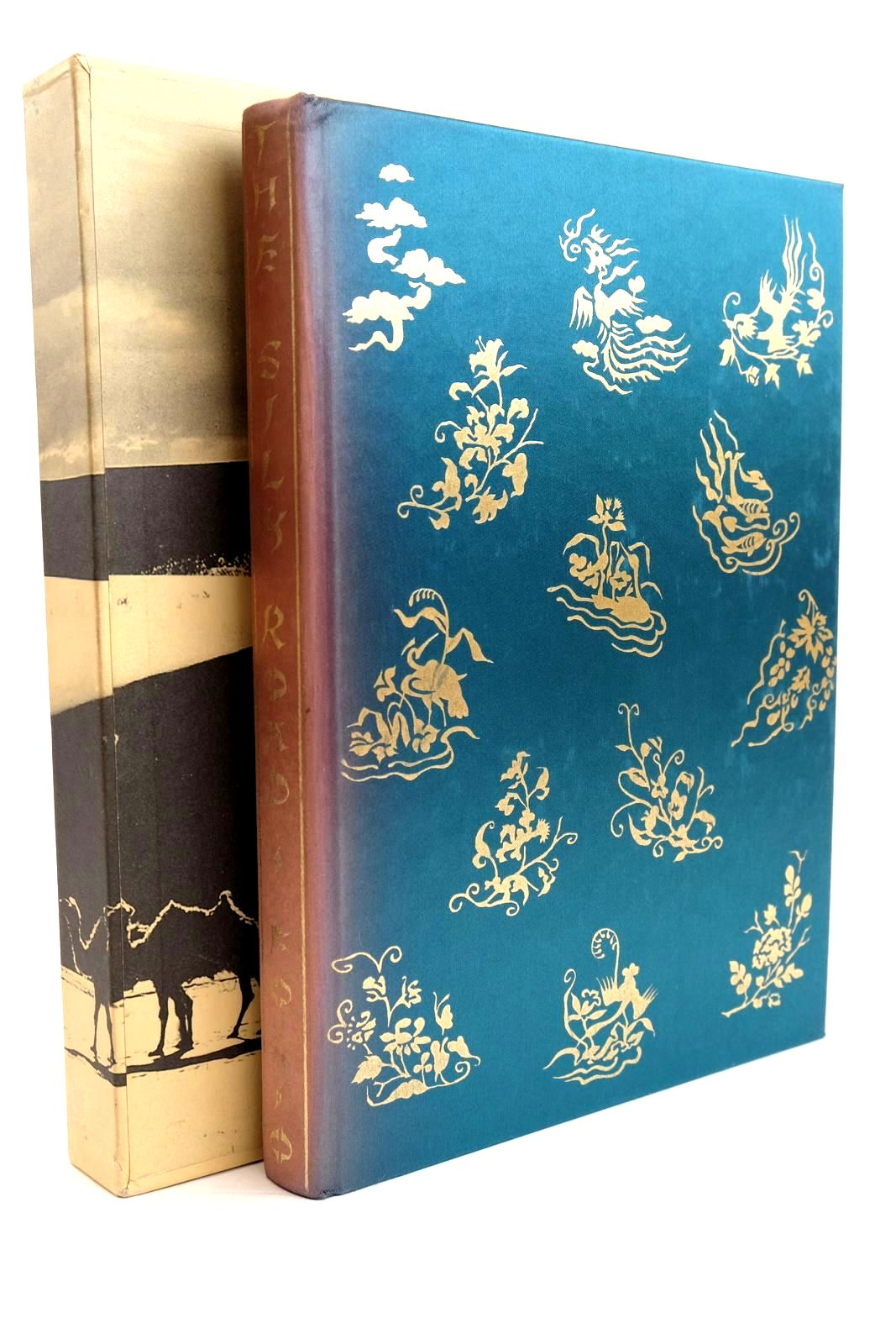 Photo of THE SILK ROAD written by Wood, Frances published by Folio Society (STOCK CODE: 1320547)  for sale by Stella & Rose's Books