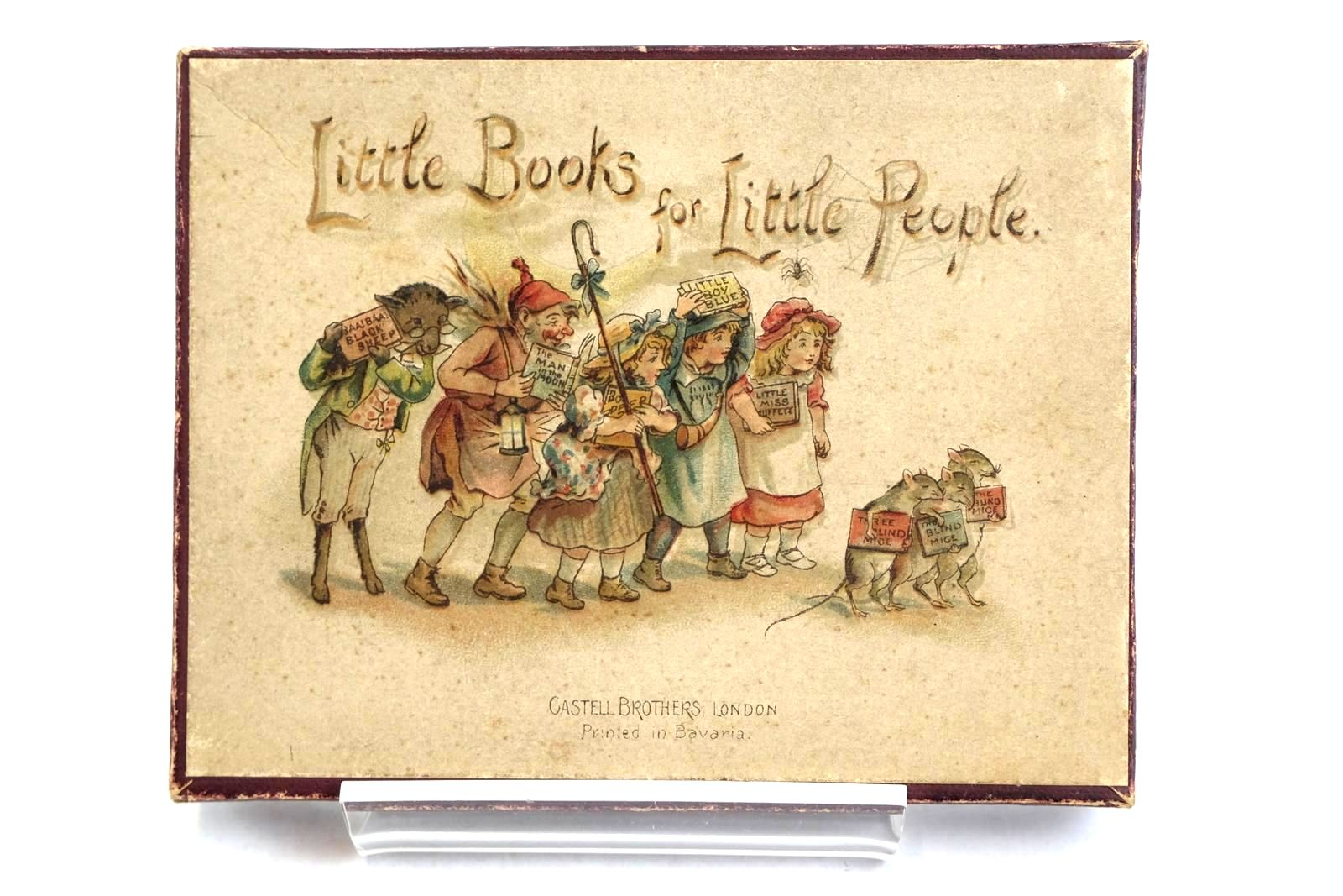 Photo of LITTLE BOOKS FOR LITTLE PEOPLE- Stock Number: 1320558