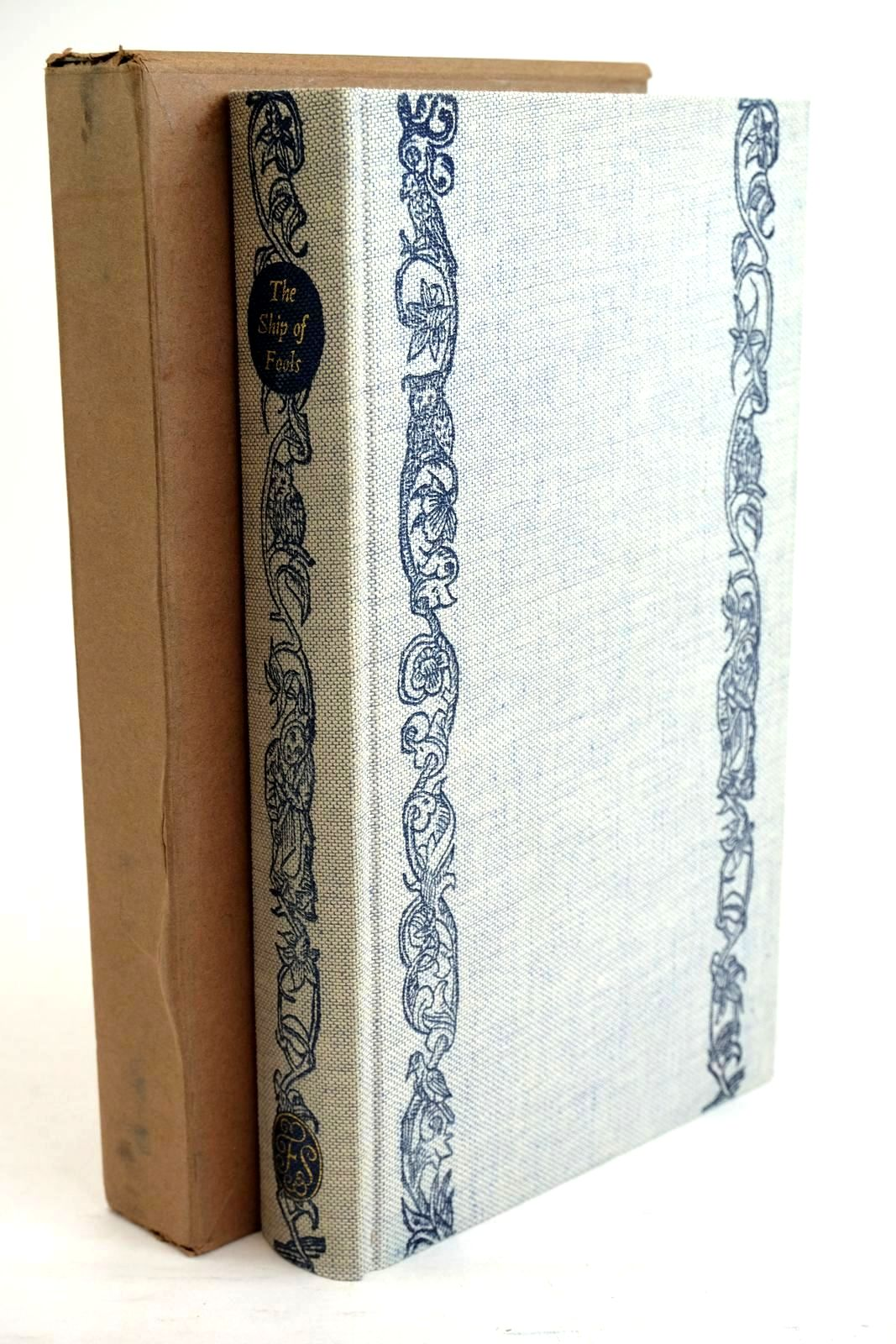 Photo of THE SHIP OF FOOLS written by Brant, Sebastian published by Folio Society (STOCK CODE: 1320578)  for sale by Stella & Rose's Books