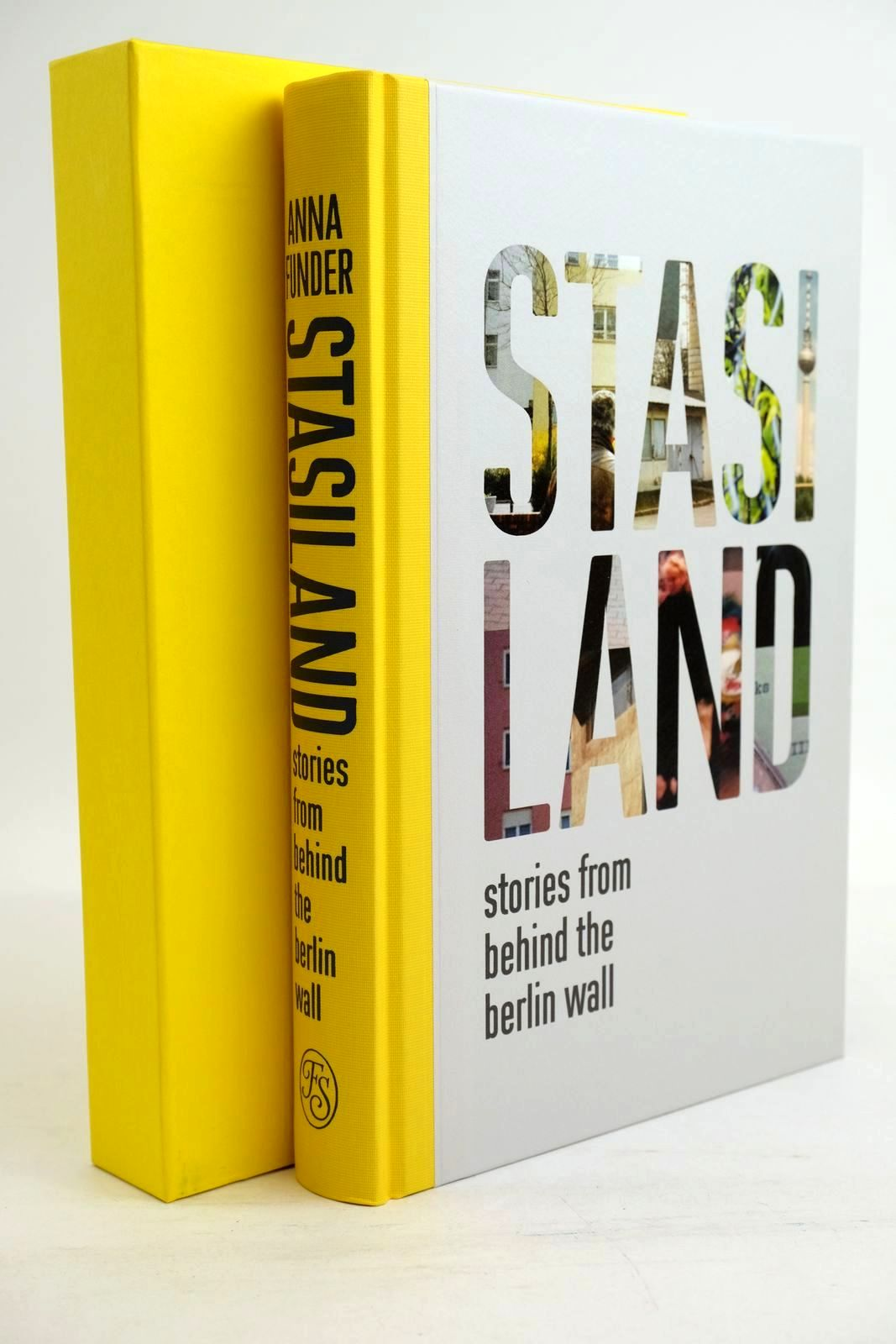 Photo of STASILAND STORIES FROM BEHIND THE BERLIN WALL- Stock Number: 1320596