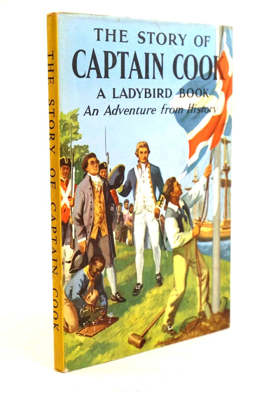 Photo of THE STORY OF CAPTAIN COOK written by Peach, L. Du Garde illustrated by Kenney, John published by Wills & Hepworth Ltd. (STOCK CODE: 1320623)  for sale by Stella & Rose's Books