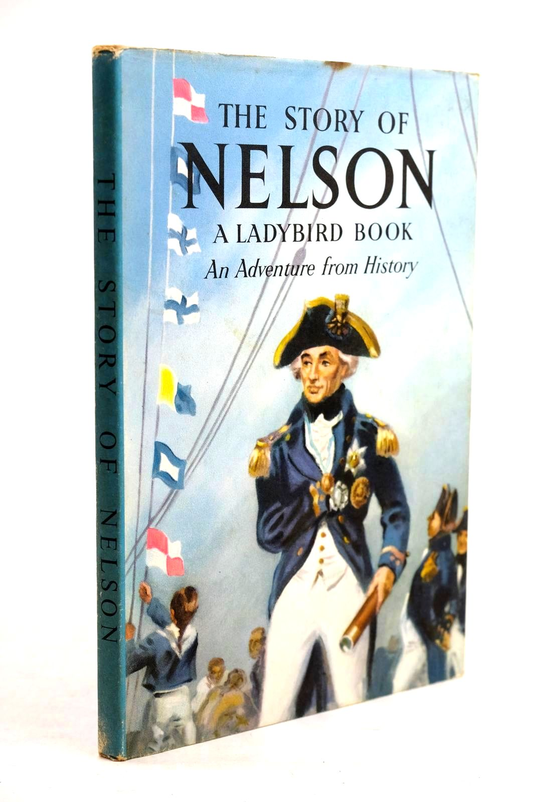 Photo of THE STORY OF NELSON written by Peach, L. Du Garde illustrated by Kenney, John published by Wills & Hepworth Ltd. (STOCK CODE: 1320625)  for sale by Stella & Rose's Books