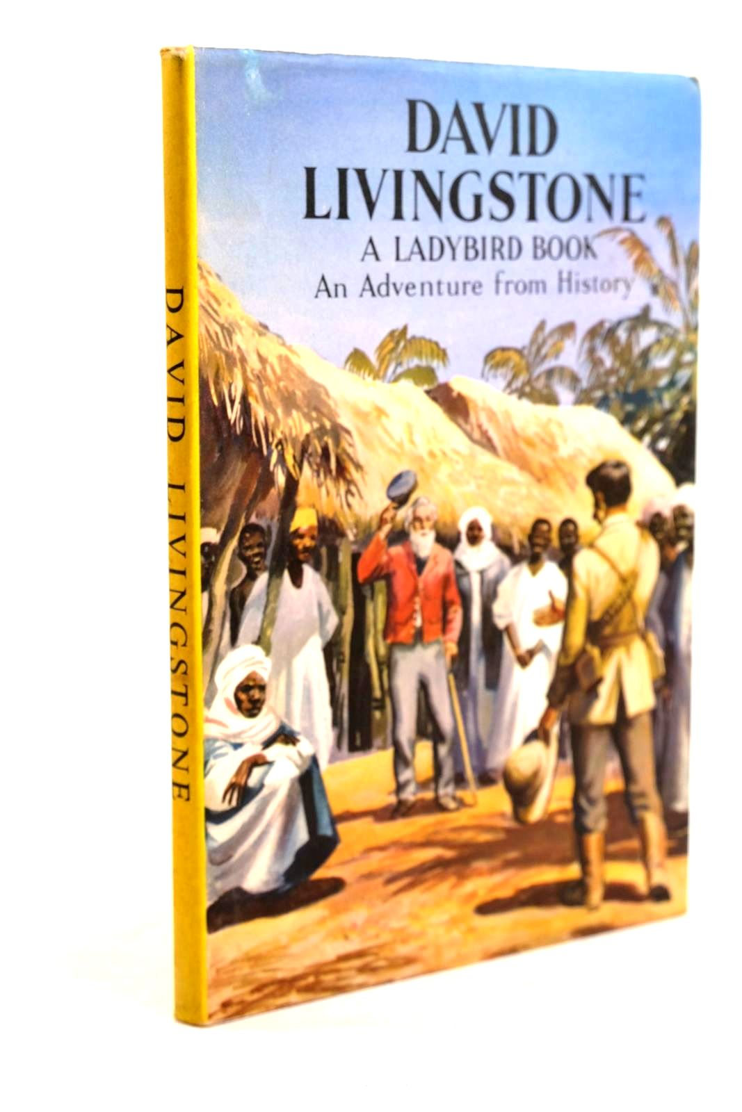 Photo of DAVID LIVINGSTONE written by Peach, L. Du Garde illustrated by Kenney, John published by Wills & Hepworth Ltd. (STOCK CODE: 1320627)  for sale by Stella & Rose's Books